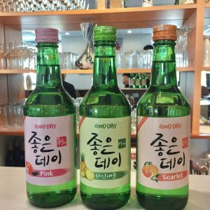 Korean Soju